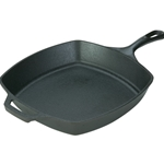 Cast Iron Griddle-Grill Pan | Kitchen Cookware | Public Kitchen Supply