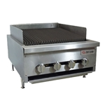 Commercial Charbroilers | Restaurant Equipment | Public Kitchen Supply