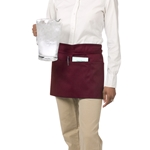 Chef Waist Aprons | Server Aprons | Waiter Aprons | Public Kitchen Supply