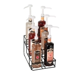 Syrup Bottle Organizers | Public Kitchen Supply