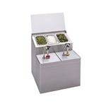 Condiment Serving Stations | Restaurant Supplier | Public Kitchen Supply