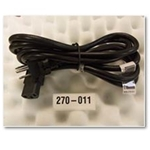 T-Flex Telequip Power Cord For Coin Disp | Public Kitchen Supply