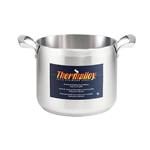 Browne - 16 Qt Stainless Stock Pot | Public Kitchen Supply