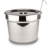 Nemco - 7 Qt Inset for Soup Warmer| Public Kitchen Supply