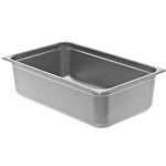 "Browne - Full Size x 6"" Deep Stainless Food Pan 