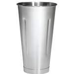 Hamilton Beach - 32 oz Stainless Drink Mixer Jar | Public Kitchen Supply