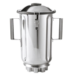 Hamilton Beach - 1 Gal Stainless Steel Blender Jar | Public Kitchen Supply