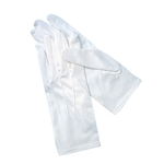 San Jamar - White Waiter's Glove (One Size) | Public Kitchen Supply