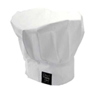 "Chef Revival - White 13"" Chef Hat 