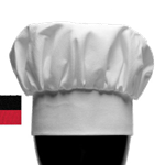 "Chef Revival - Black 13"" Chef Hat 