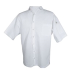 Chef Revival - Medium White 24/7 Cook Shirt | Public Kitchen Supply