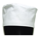 Chef Revival – Extra Large Pill Box Hat (Wht)| Public Kitchen Supply