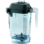 Vitamix - 48 oz Advance Container with Lid, Plug & Blades | Public Kitchen Supply