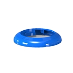 Fundamental Designs - 1/2 oz FIFO Portion Pal Ring (Blue) | Public Kitchen Supply