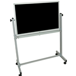 "Luxor - 36"" Reversible Chalk Board w/Stand 