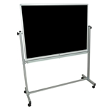 "Luxor - 48"" Reversible Chalk Board w/Stand 