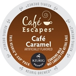 Cafe Escapes - Café Caramel K-Cups | Public Kitchen Supply