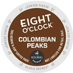 Eight O'Clock - Colombian Peaks K-Cups | Public Kitchen Supply