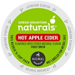 Green Mountain Naturals - Hot Apple Cider K-Cups | Public Kitchen Supply