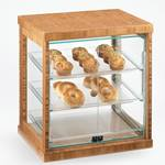 Cal-Mil - Bamboo Bakery Display Case | Public Kitchen Supply