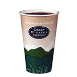 Green Mountain - 16 oz Paper Cup (1000/case) | Public Kitchen Supply