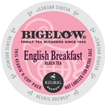 Bigelow - English Breakfast Tea Retail K-Cups (72 ct) | Public Kitchen Supply