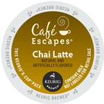 Cafe Escapes - Chai Latte Retail K-Cups (72 ct) | Public Kitchen Supply