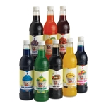 Gold Medal-SNO-TREAT,COCONUT SNO-CONE FLAVORS,12/CS (1430) Public Kitchen Supply
