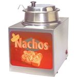 Gold Medal-WARMER, NACHO CHEESE WITH DIPPER (2365)