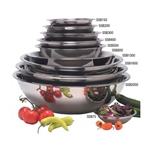 American Metalcraft - 8qt Mixing Bowl (SSB800) | Public Kitchen Supply