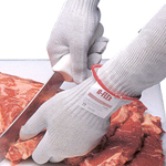 Chef Revival - X-Large D-Flex Cut Resistant Glove (Wht) | Public Kitchen Supply