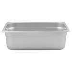 "Browne - 1/2 Size x 4"" Deep Food Pan (SS) 