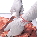 Chef Revival - Large D-Flex Cut Resistant Glove (Wht) | Public Kitchen Supply