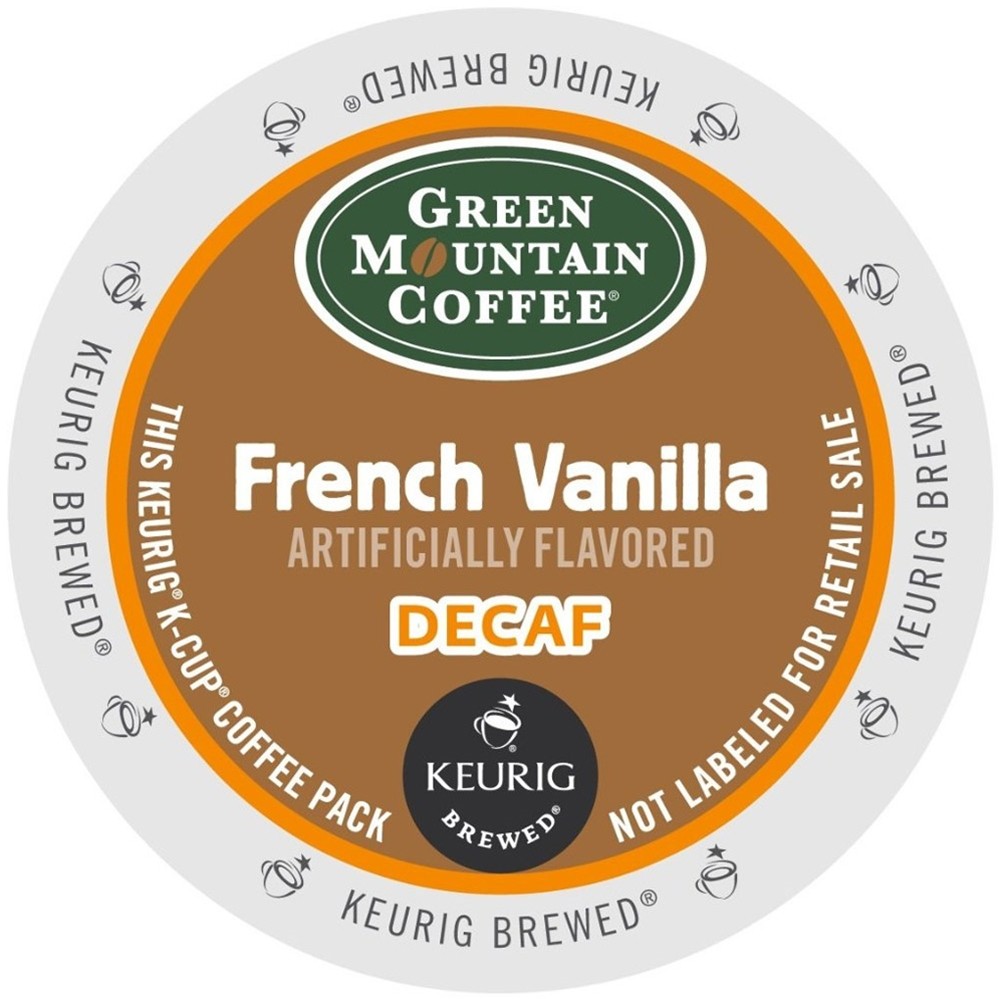 Green Mountain - French Vanilla Decaf K-Cups | Public Kitchen Supply