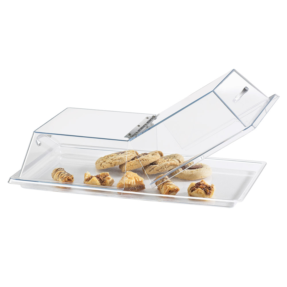 Cal-Mil - Black Display Tray (10 x 14) | Public Kitchen Supply