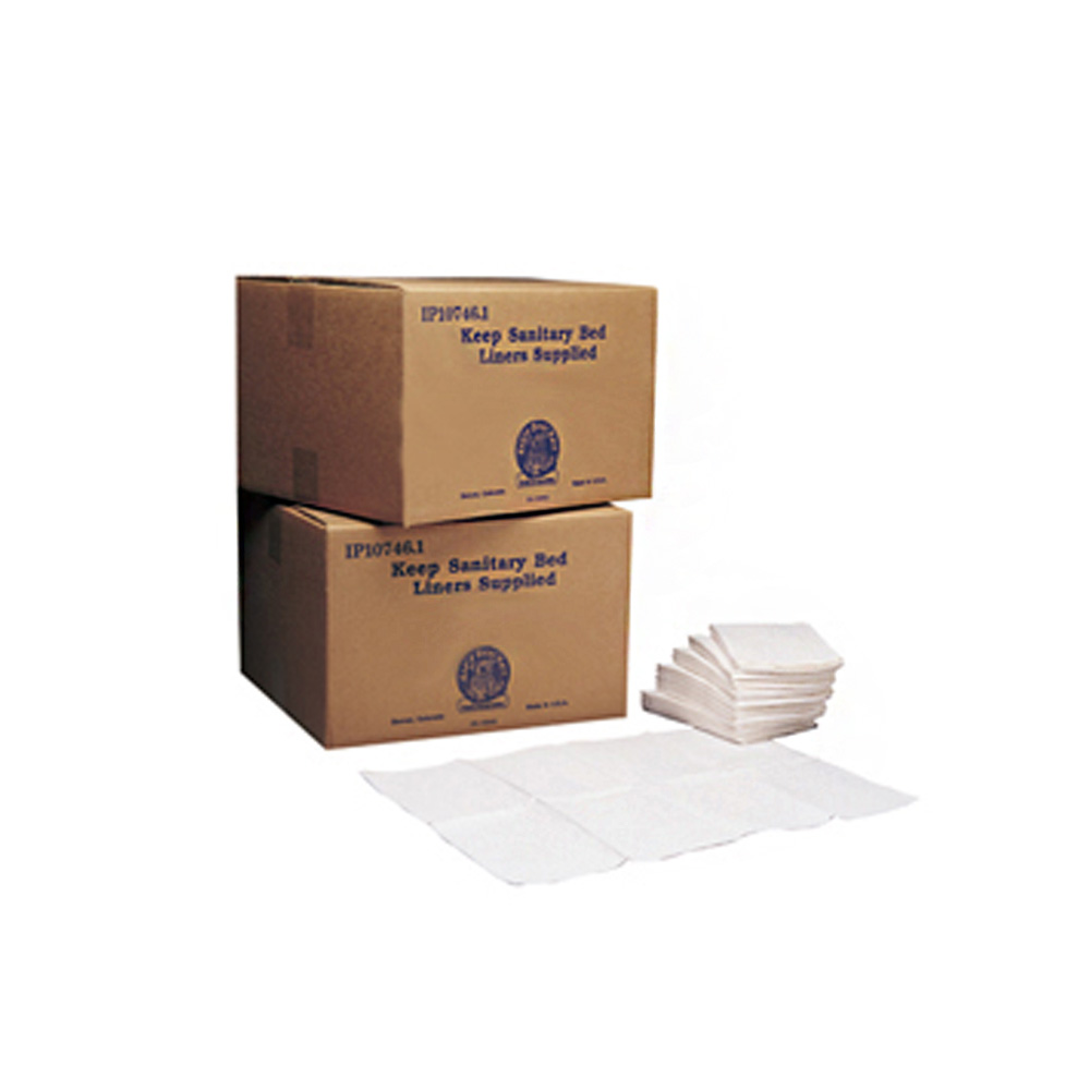 World Dryer - DryBaby Changing Table Liners (500Ct) | Public Kitchen Supply