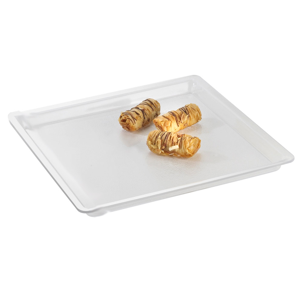 Cal-Mil - Clear Display Tray (10 x 14) | Public Kitchen Supply