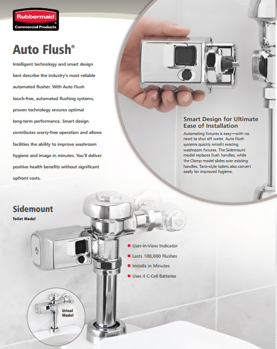 Automatic Flushing Systems