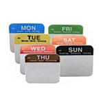 Removable Day Sticker | Restaurant Supplier | Public Kitchen Supply