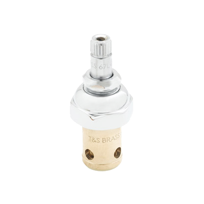 T&S -ETERNA SPINDLE ASSEMBLY, LEFT HAND (COLD)(005959-40)| Public Kitchen Supply