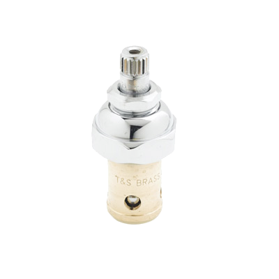 T&S -ETERNA SPINDLE ASSEMBLY, RIGHT HAND (HOT)(005960-40)| Public Kitchen Supply