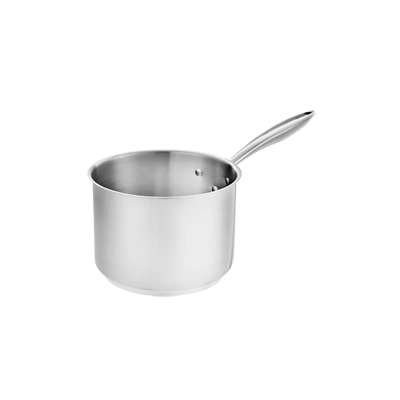 Browne - 2 Qt Stainless Sauce Pan | Public Kitchen Supply