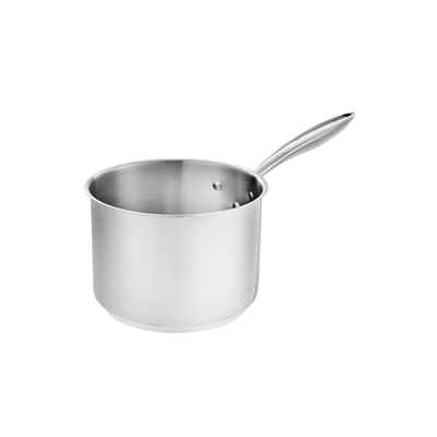 Browne - 3.5 Qt Sauce Pan (SS) | Public Kitchen Supply