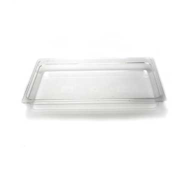 "Cambro - Full 1/1 Size x 2.5"""" Deep Food Pan Clear Cold 