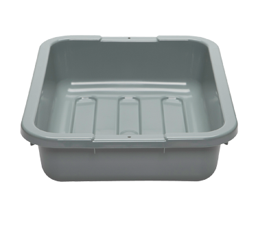 "Cambro - 15""""x20""""x5"""" Bus Box (LT GRAY) 