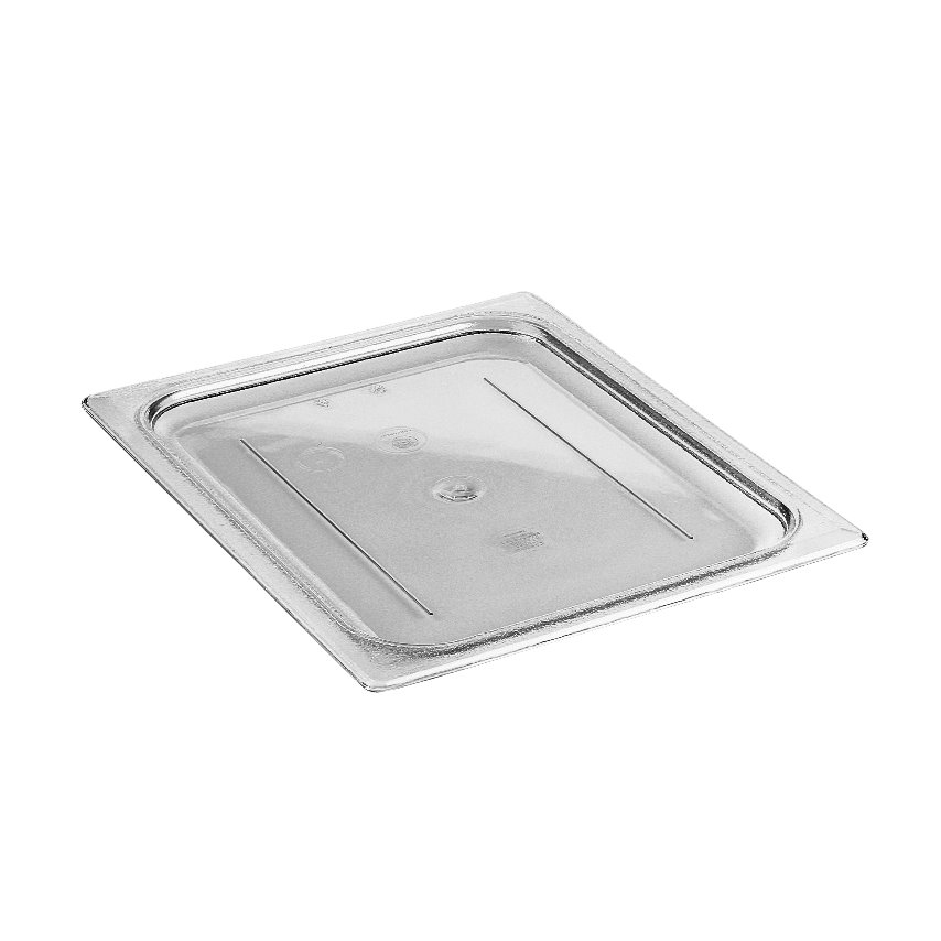 Cambro - Half 1/2 Size Food Pan Cover Clear Cold | Public Kitchen Supply
