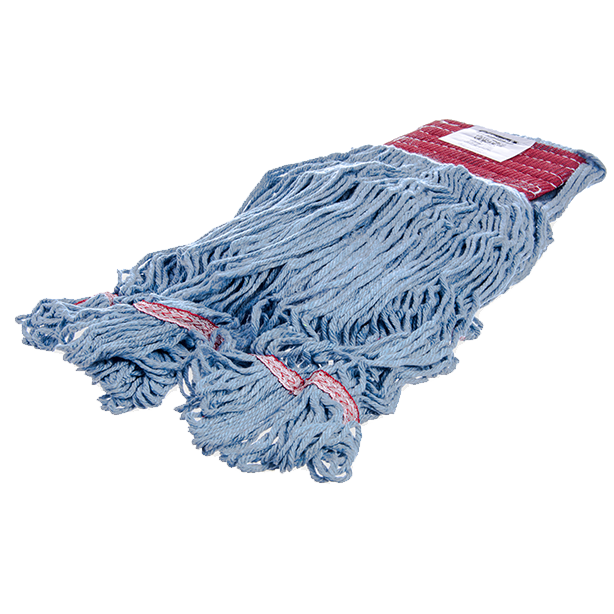 Carlisle- Flo-Pac® Wet Mop Head, large, 4 ply (369454B14)