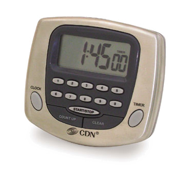 CDN - Direct Entry Timer & Clock | Public Kitchen Supply
