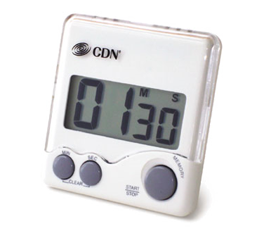 CDN - Loud Alarm Timer | Public Kitchen Supply