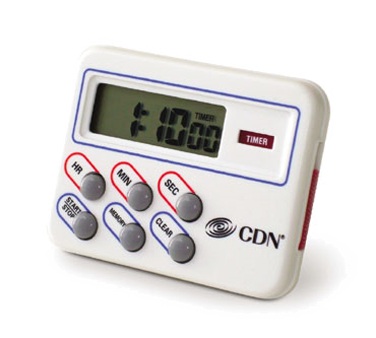 CDN - Multi-Task Timer & Clock | Public Kitchen Supply